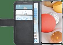 Azuri Wallet Samsung Galaxy A42 Book Case Black