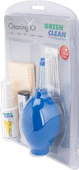 Green Clean Travel Cleaning Kit with Vario Brush