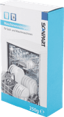 Scanpart Dishwasher and Washing Machine Cleaner
