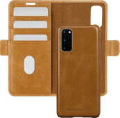 DBramante1928 Lynge Samsung Galaxy S20 FE 2-in-1 Cover Leather Brown