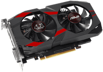 Asus Cerberus GeForce GTX 1050 Ti OC 4GB