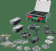 Bosch UniversalDrill 18 Systembox