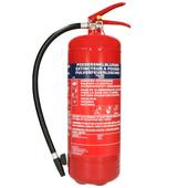 Alecto ABP-6 Poeder Brandblusser 6 kg