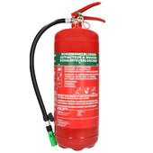 Alecto ABS-6 Schuim Brandblusser 6 liter