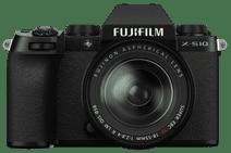 Fujifilm X-S10 Zwart + XF 18-55 f/2.8-4 R LM OIS