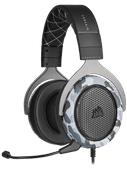 Corsair HS60 Haptic Stereo en Bass Gaming Headset Zwart Camo