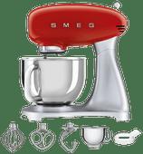 SMEG SMF02RDEU Red
