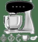 SMEG SMF02BLEU Black