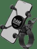 RAM Mounts Universele Telefoonhouder Fiets EZ-Strap Stuur Klein
