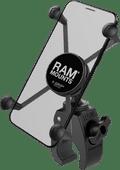 RAM Mounts Universele Telefoonhouder Motor Tough-Claw Stuur Groot
