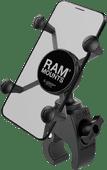 RAM Mounts Universele Telefoonhouder Motor Tough-Claw Stuur Klein