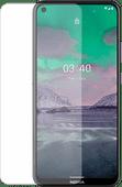 Azuri Tempered Glass Nokia 3.4 Screenprotector Rinox Armor