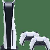 PlayStation 5 + Sony PlayStation 5 DualSense draadloze controller