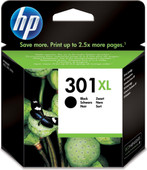 HP 301XL Cartridge Black