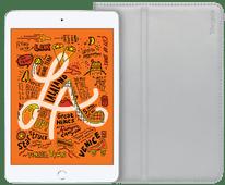 Apple iPad Mini 5 64 GB Wifi Zilver + Target Hoes Zilver