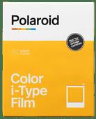 Polaroid Color Instant Fotopapier i-Type Film (40 stuks)
