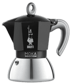 Bialetti New Moka Induction Zwart 6 kopjes