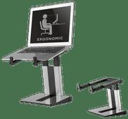 NewStar Opvouwbare Laptopstandaard NSLS200 Zilver