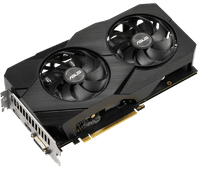 Asus GeForce GTX 1660 Dual Evo 6GB