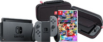 Game onderweg pakket - Nintendo Switch (2019 Upgrade) Grijs