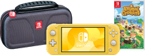Game on the go pack - Nintendo Switch Lite Yellow