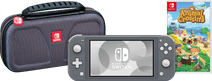 Game on the go pack - Nintendo Switch Lite Gray
