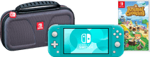 Game on the go pack - Nintendo Switch Lite Turquoise