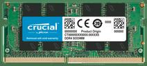 Crucial 4GB 2666MHz DDR4 SODIMM x8 Based (1x4GB)