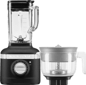KitchenAid Artisan K400 5KSB4026EBK Volcano Black + Citrus Press Attachment