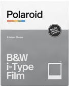 Polaroid B&W Instant fotopapier voor I-type
