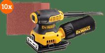 DeWalt DWE6411-QS + schuurstroken (10x)
