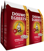 Douwe Egberts Aroma Rood Koffiepads Familiepak 4 x 54 stuks