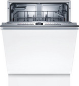 Bosch SMV4HAX48E / Inbouw / Volledig geïntegreerd / Nishoogte 81,5 - 87,5 cm