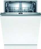 Bosch SBV4HTX24N / Built-in / Fully integrated / Niche height 87.5 - 92.5cm