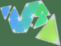 Nanoleaf Shapes Triangles Mini Expansion 10-pack