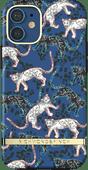 Richmond & Finch Blue Leopard Apple iPhone 12 Mini Back Cover