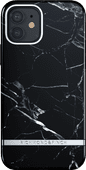 Richmond & Finch Black Marble Apple iPhone 12 / 12 Pro Back Cover