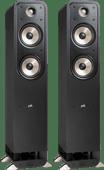 Polk Audio Signature S50E Black (per pair)