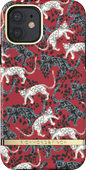 Richmond & Finch Samba Red Leopard Apple iPhone 12 / 12 Pro Back Cover