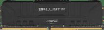 Crucial Ballistix 4GB 2400MHz DDR4 DIMM CL16 Black (1x4GB)