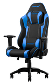 AKRacing Core EX SE Gaming Stoel Zwart/Blauw