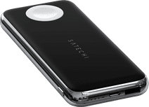 Satechi Quattro Draadloze Powerbank 18W Power Delivery met Apple Watch Lader
