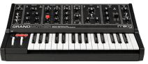 Moog Grandmother Dark Edition