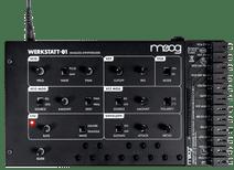 Moog Werkstatt 01 + CV Expander Limited Edition DIY