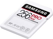 Samsung SD card Pro Plus 256GB