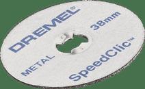 Dremel 12-delige SC Metaal Multiset (S456JD)