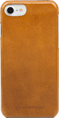 DBramante1928 Tune Apple iPhone 6 / 7 / 8 / SE Back Cover Leer Bruin