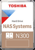 Toshiba N300 NAS Hard Drive 10TB (256MB)