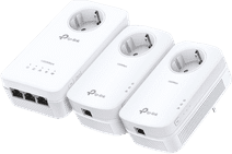 TP-Link TL-WPA8631P Kit WiFi 1300 Mbps 3 adapters
