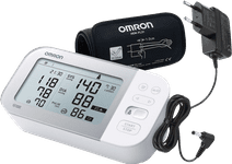 Omron X7 Smart + AC Adapter